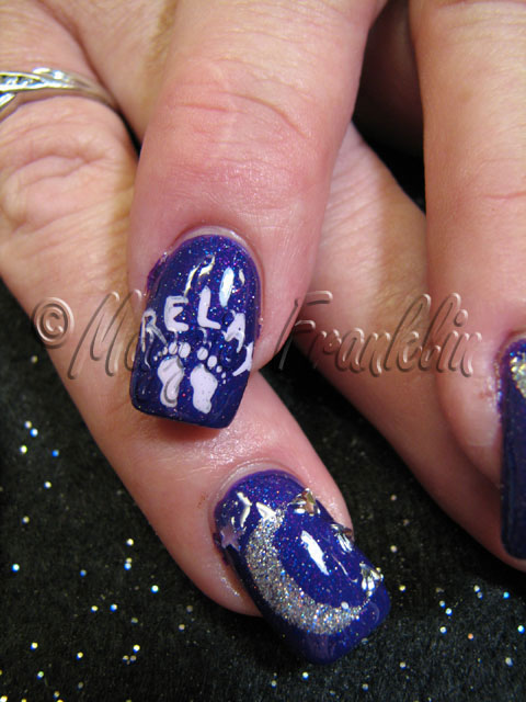 relay for life nail art
